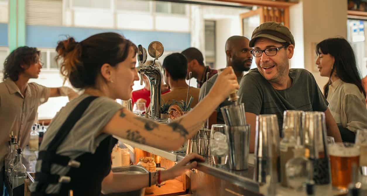 Bistro Bar im Chrüz