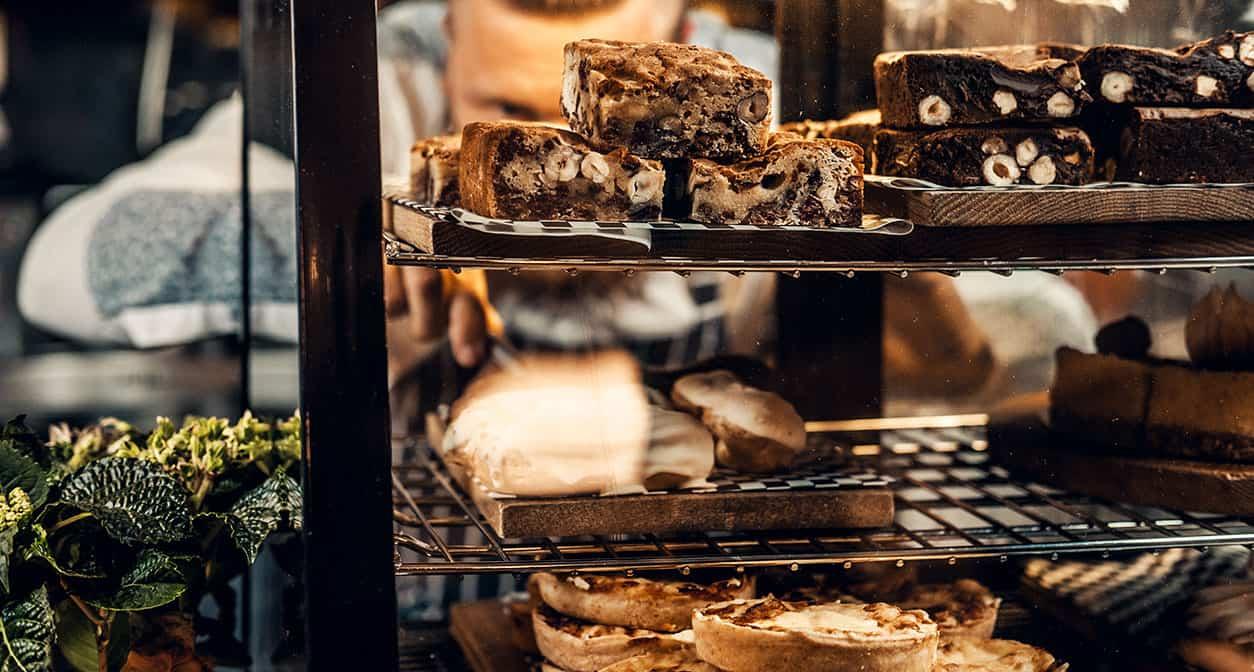 Feine Kuchen im Chrüz Hohenrain